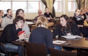 IPR:stä kasvua muotoilubisnekseen -seminaari kokosi 28.4.2016 muotoilijat, lakimiehet ja päättäjät keskustelemaan muotoilun arvosta ja IPR:n (immaterial property rights) hallinnasta ja hyödyntämisestä muotoiluintensiivisillä aloilla.