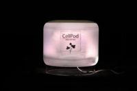CellPod device / Designer Niko Räty. Photo: Niko Räty.