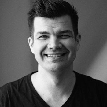 Tuomas Manninen, yksikönpäällikkö, design & asiakaskokemus, OP