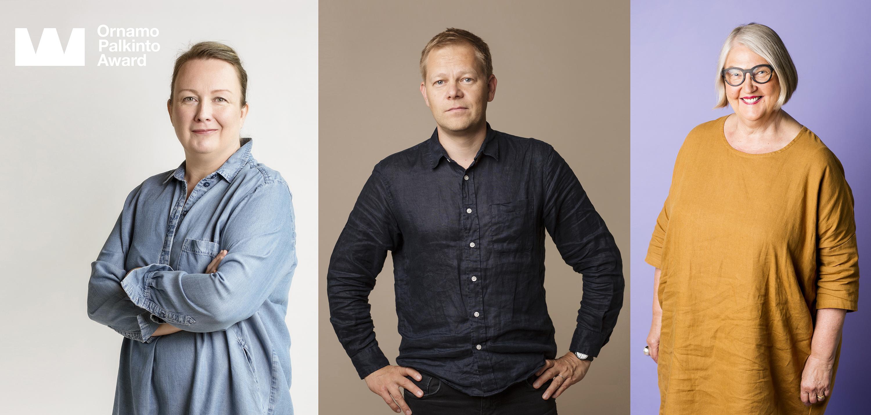 Ornamo-palkintoehdokkaat. Kuva: Anni Koponen. Lowr-res.