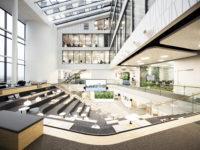 HSY:n pääkonttori Helsingissä