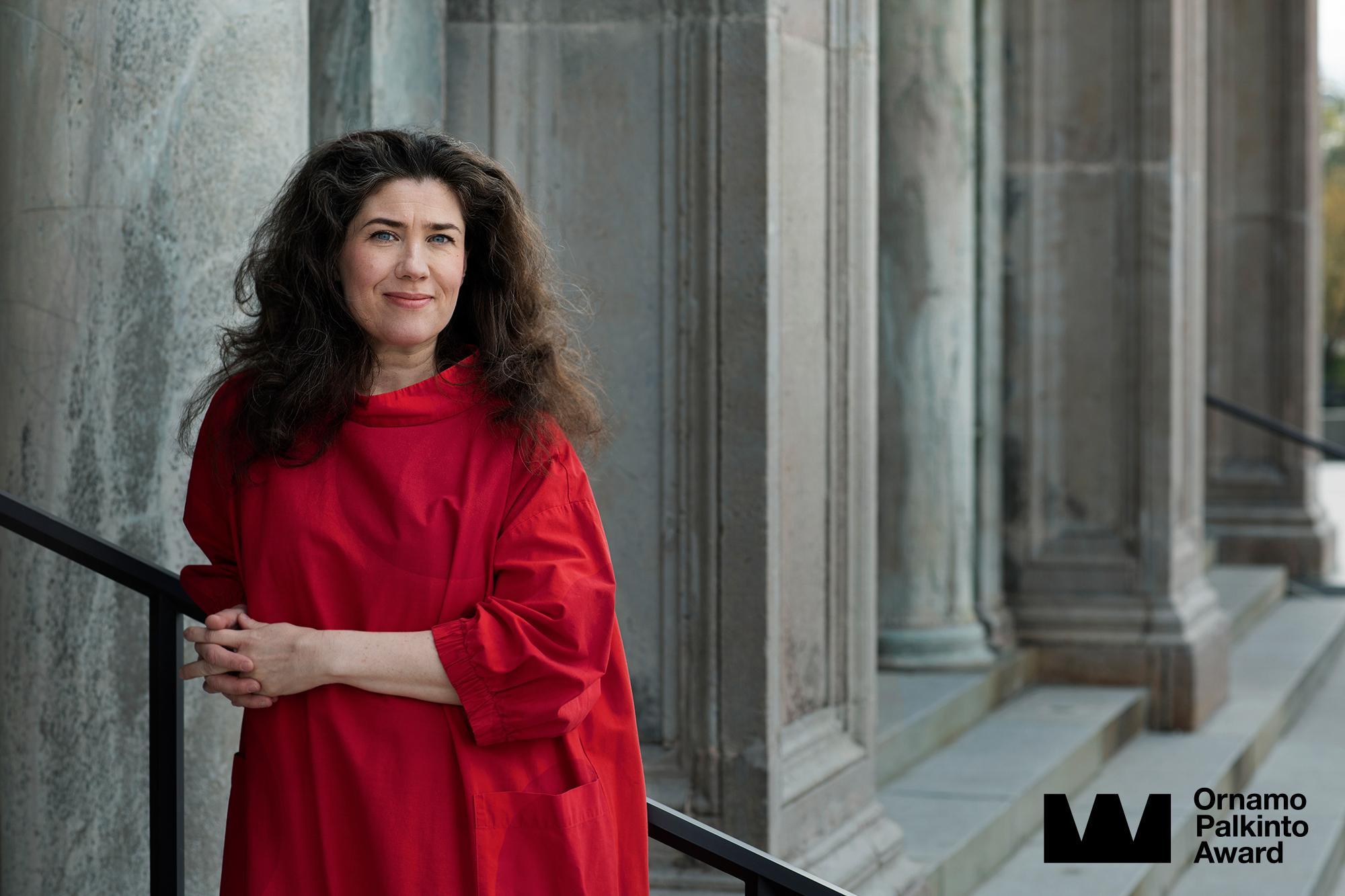Luova johtaja Laura Sarvilinna
