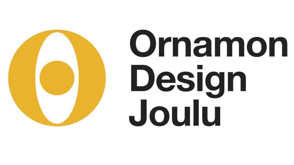 Ornamon Design Joulu -logo
