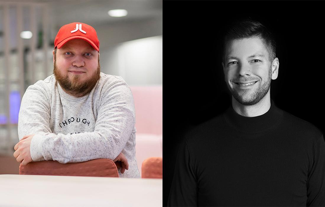 Juho Paasonen ja Mikko Koivisto