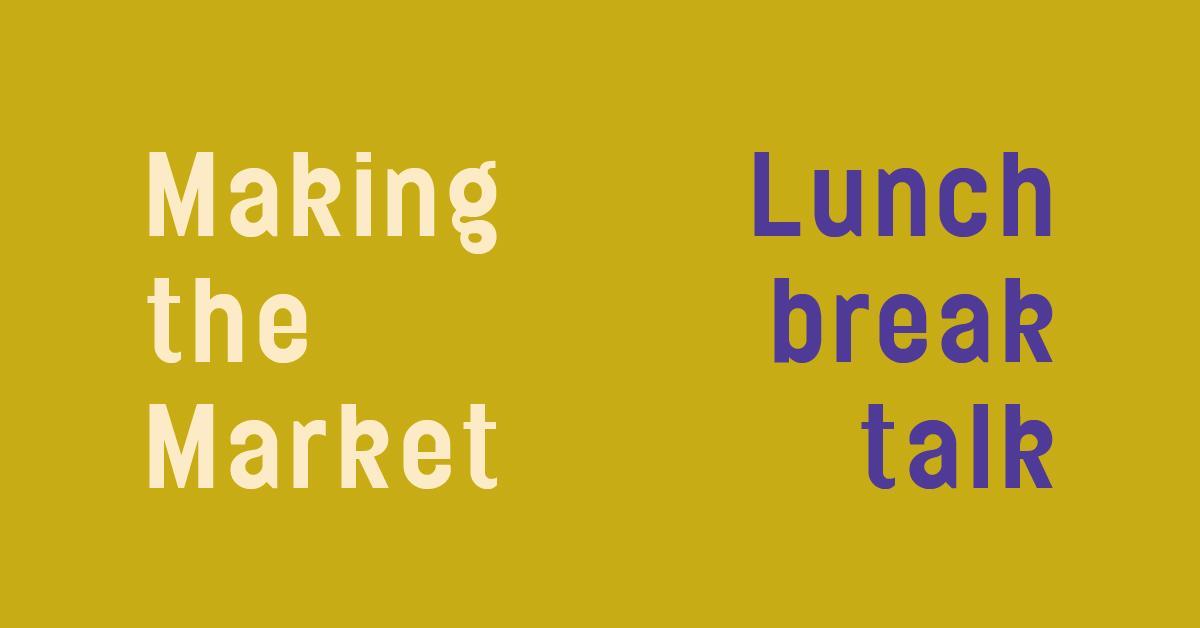 Making the Market Bannerikuva