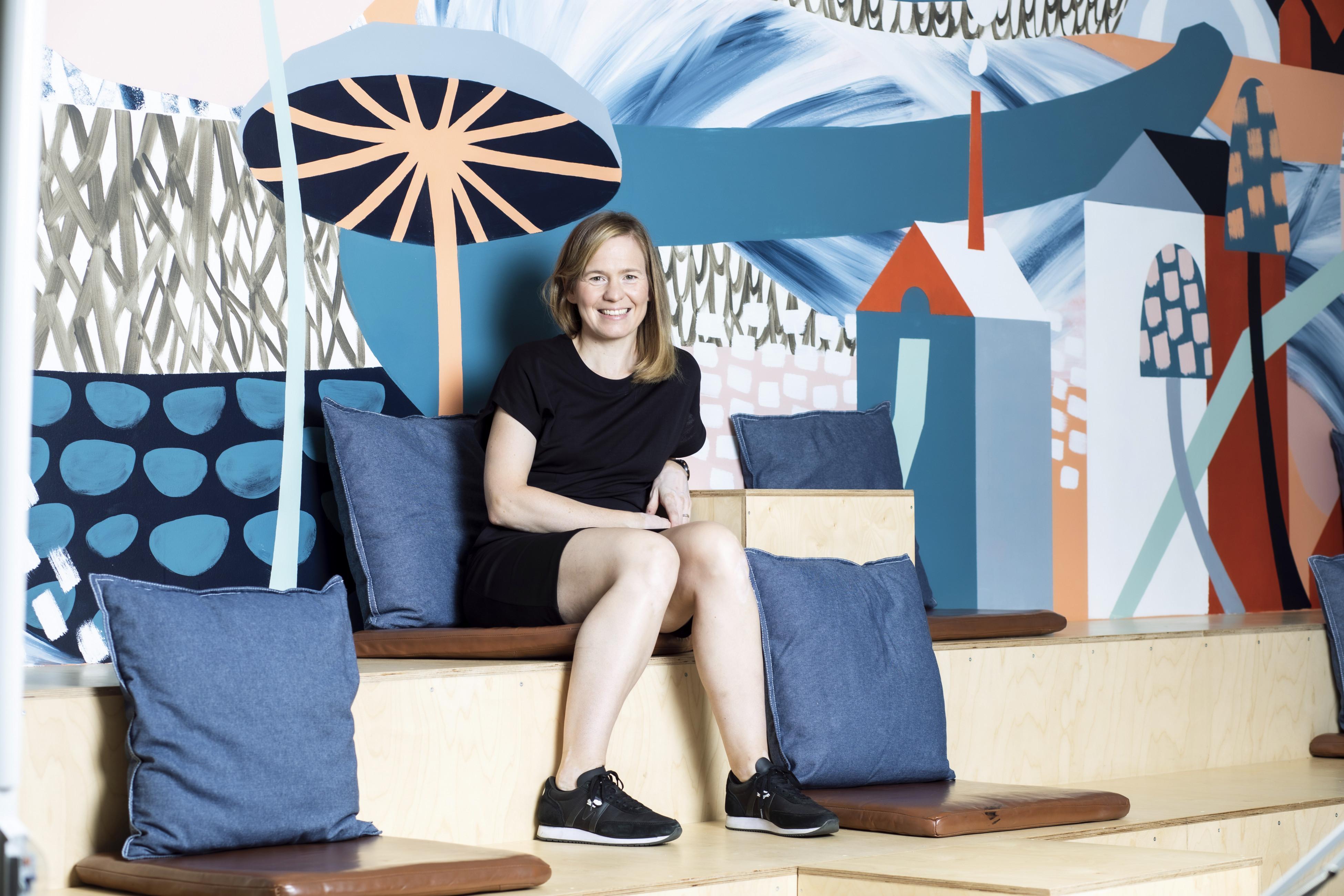 Melanie Wendlandin perustama Sonder on osuuskunta ja globaali verkosto, joka työllistää yli 20 eri alan ammattilaista.